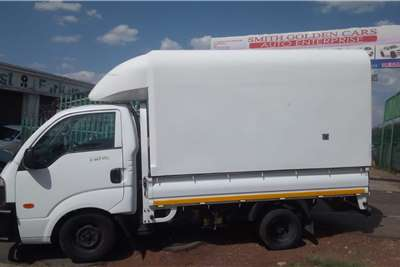 Kia K2700 2.7D workhorse chassis cab 2013