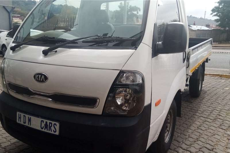 2014 Kia K2700 K2700 2.7D workhorse chassis cab