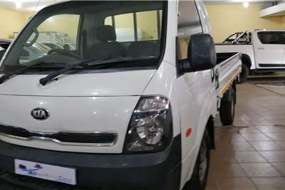 Used 2014 Kia K2700 2.7D workhorse chassis cab