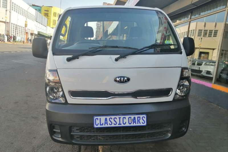 Kia K2700 2.7D workhorse chassis cab 2017