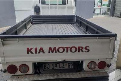 Kia K2700 2.7D workhorse drop side 2011