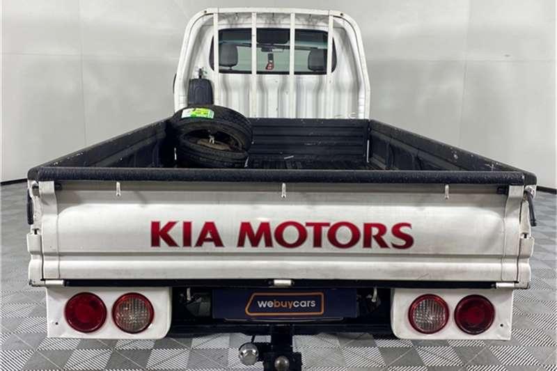 2005 Kia K2700 K2700 2.7D workhorse dropside