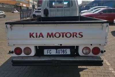Used 2012 Kia K2700 2.7D workhorse dropside