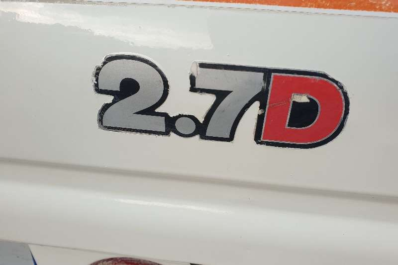 Used 2013 Kia K2700 2.7D workhorse dropside