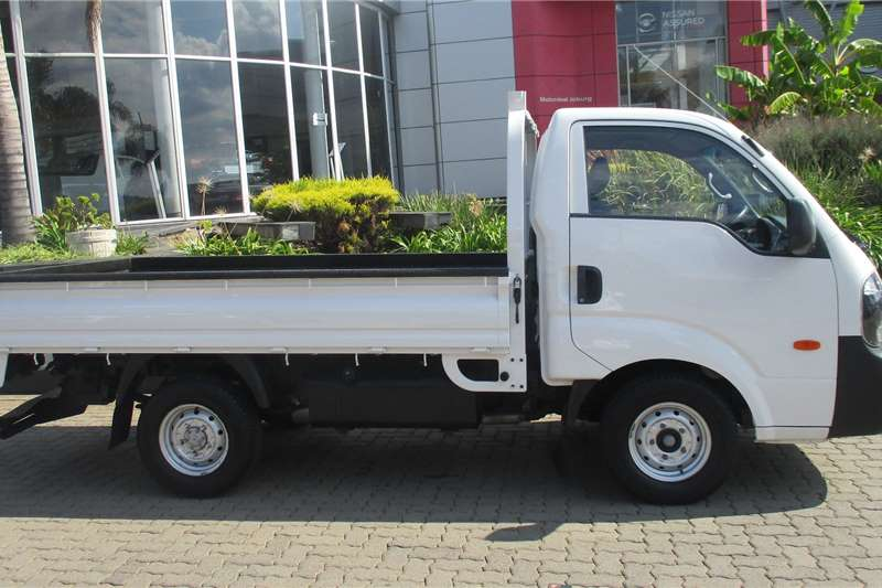 Used 2015 Kia K2700 2.7D workhorse dropside