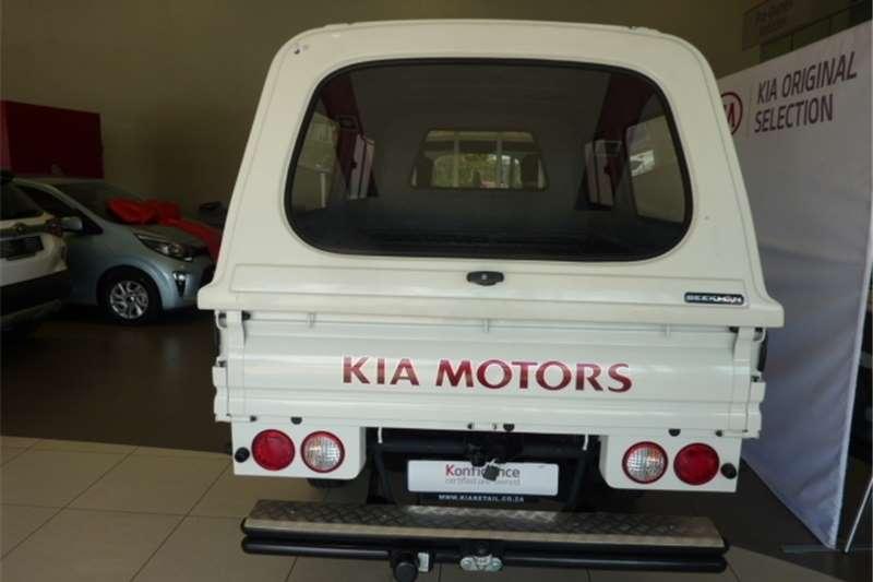 Kia K2700 2.7D workhorse dropside 2020