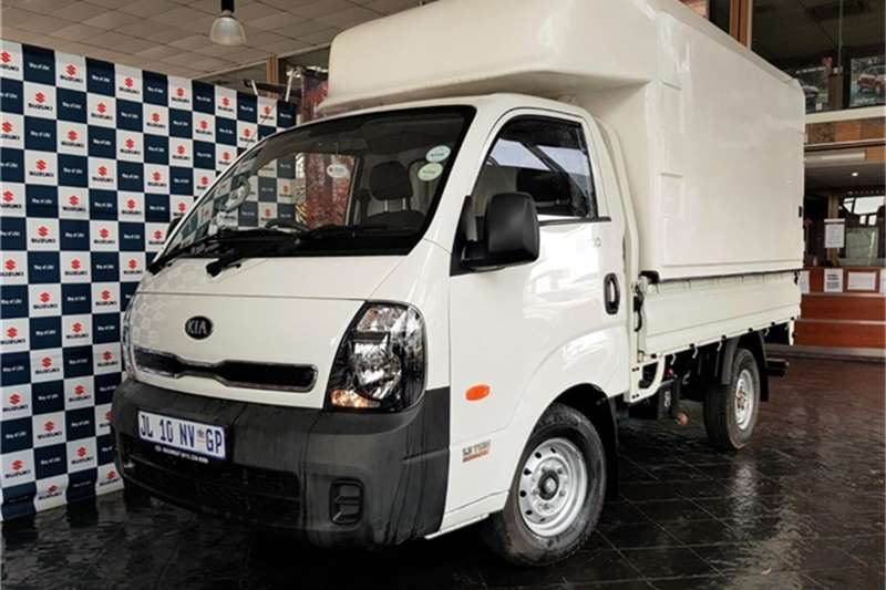 Used 2020 Kia K2700 2.7D workhorse dropside