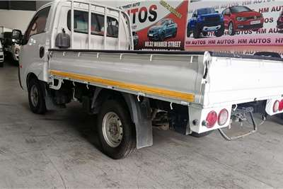 Kia K2700 2.7D workhorse tipper 2014