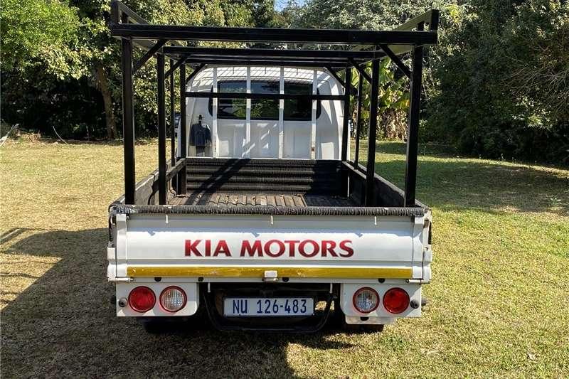 Kia K2700 2015
