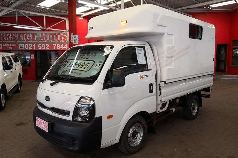 Used 2017 Kia K2700