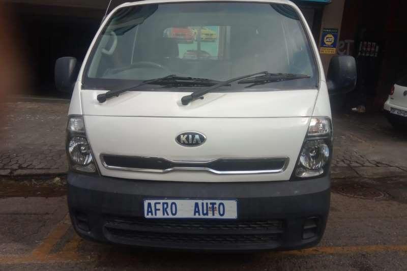 Used 2014 Kia K2700 Chassis Cab