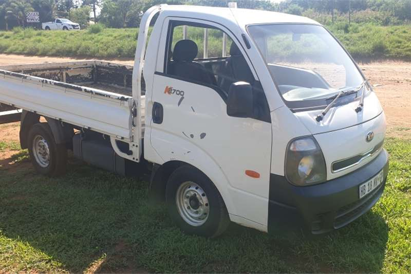 Kia K2700 Diesel 2013