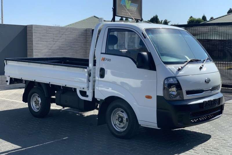 2013 Kia K2700 2.7D workhorse chassis cab