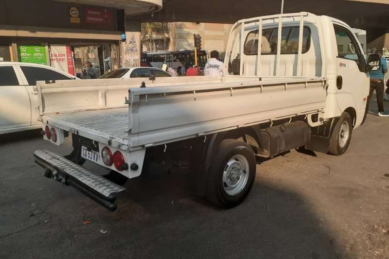 2012 Kia K2700 2.7D workhorse chassis cab