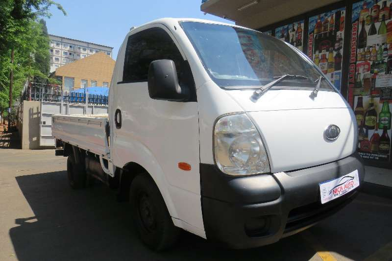 2007 Kia K2700 2.7D workhorse chassis cab