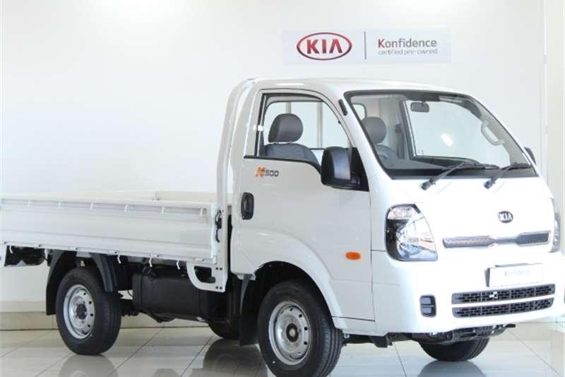 2020 Kia K2700 2.7D workhorse dropside