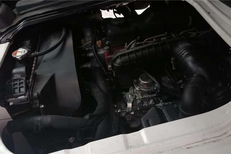 2014 Kia K2700
