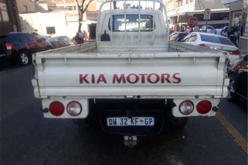 Kia K2700/K2500 2.7 2015