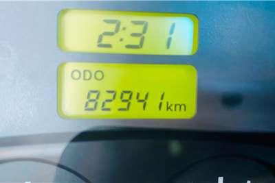 Kia K2700/K2500 K2500 tipper 2016