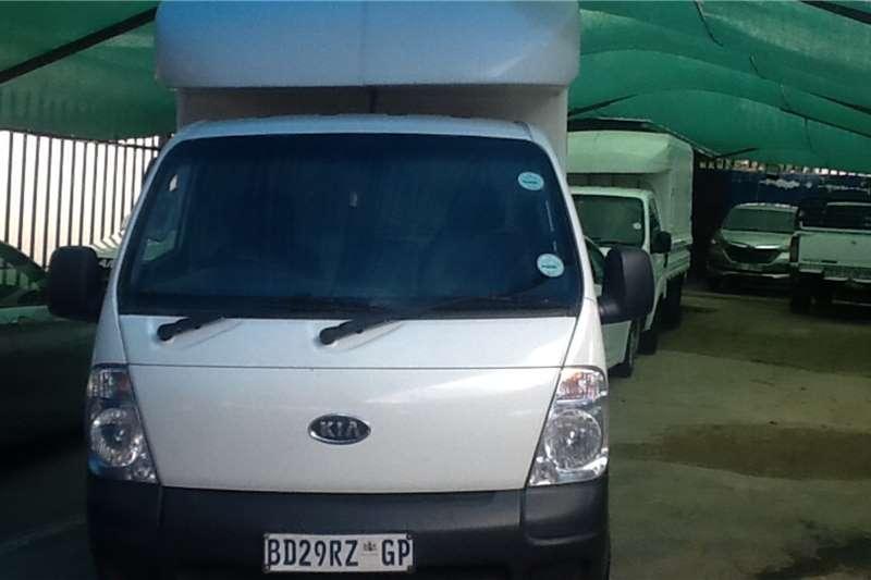 Kia K2700/K2500 K2700 2.7D workhorse dropside Sebenza 2 2012