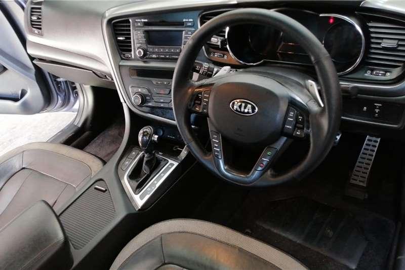 Used 2012 Kia Optima