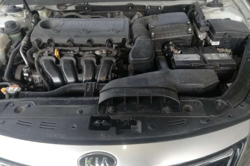 Kia Optima 2.4 Auto 2012