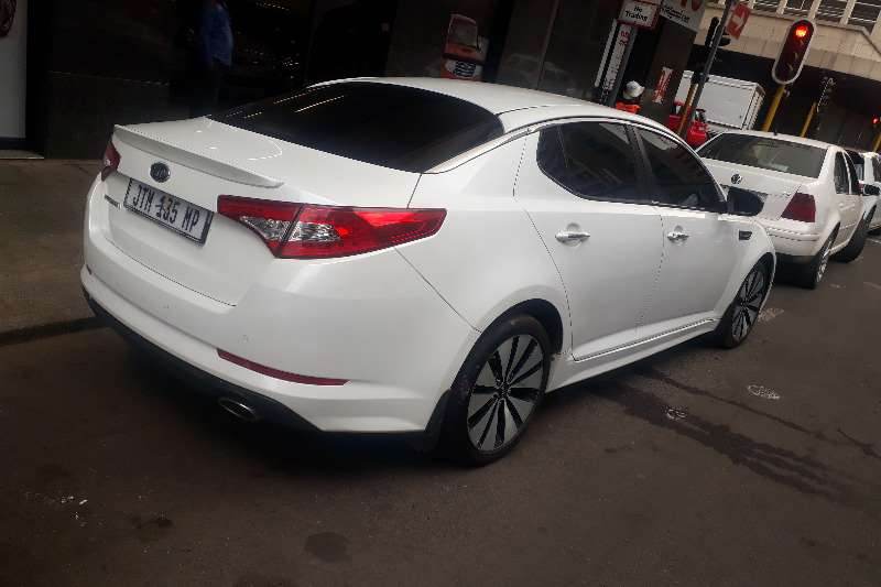 Kia Optima 2.4 Automatic 2013