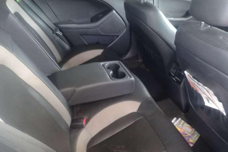 Kia Optima 2.4 Gdi Auto 2012