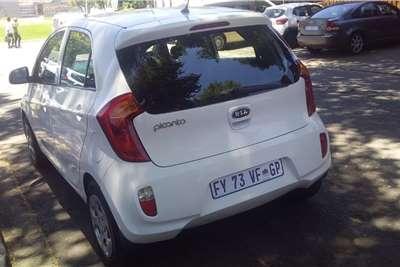 Used 2011 Kia Picanto 1.0