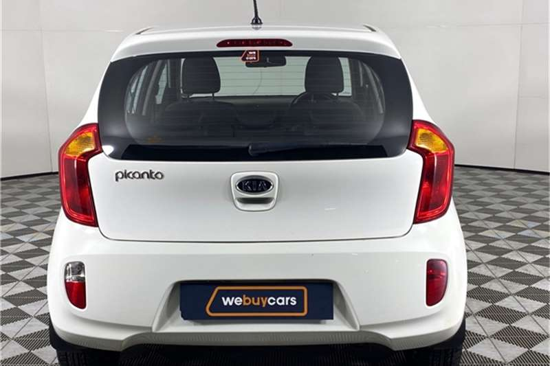 2012 Kia Picanto Picanto 1.0