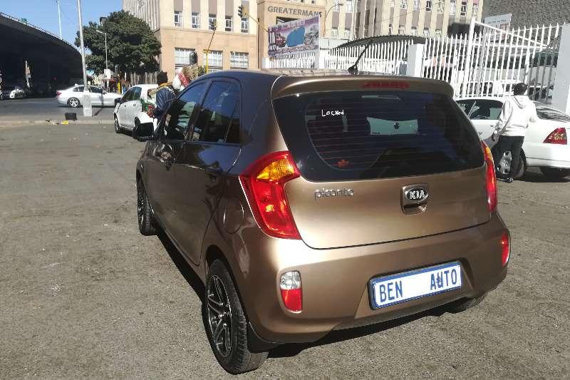 2013 Kia Picanto Picanto 1.0