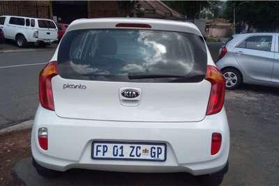 Used 2013 Kia Picanto 1.0