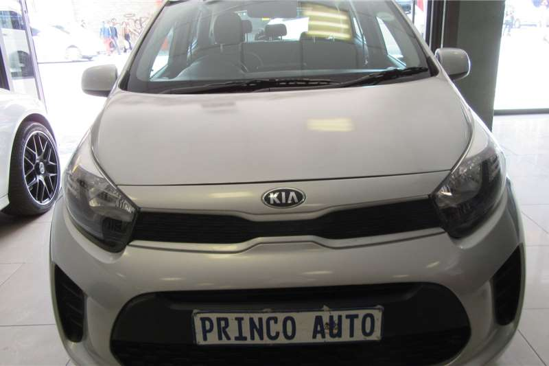 Kia Picanto 1.0 2017