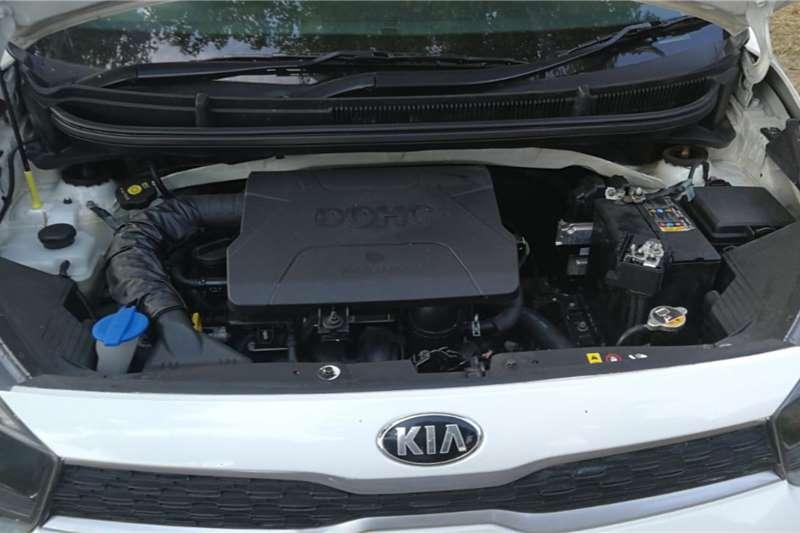 Used 2018 Kia Picanto 1.0