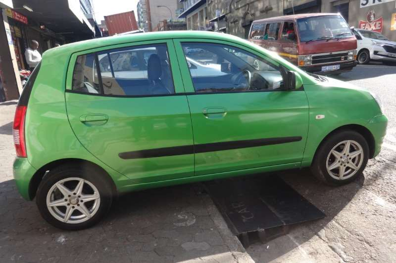 Kia Picanto 1.0 auto 2007