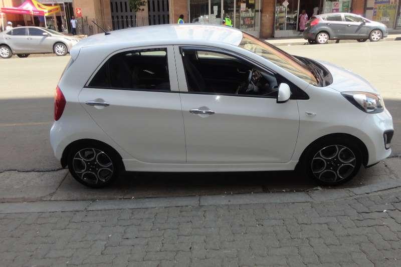 Kia Picanto 1.0 auto 2013