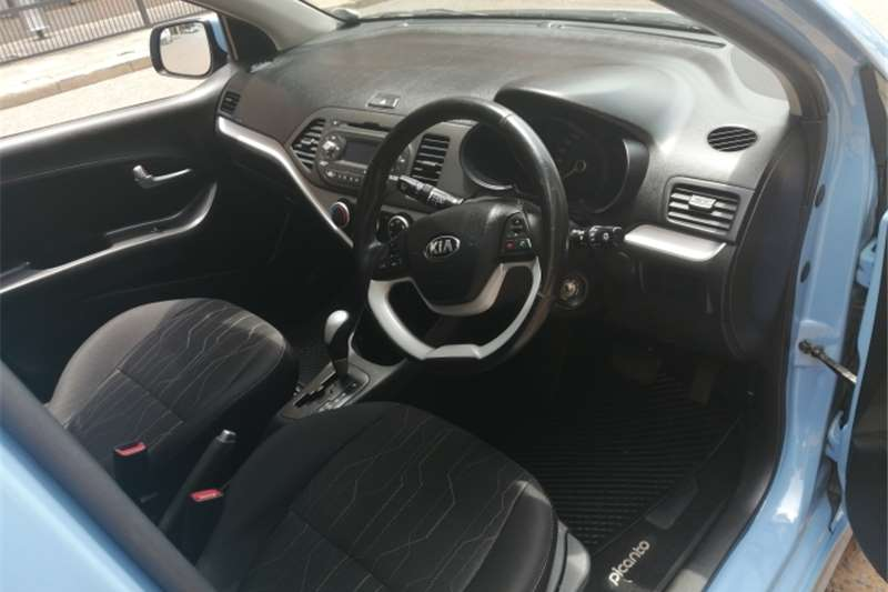 Kia Picanto 1.0 auto 2014
