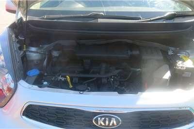 Used 2017 Kia Picanto 1.0 auto