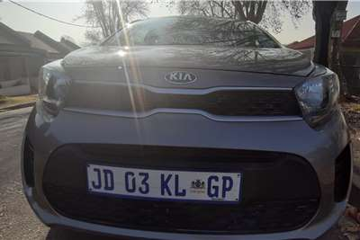 Used 2019 Kia Picanto 1.0 auto