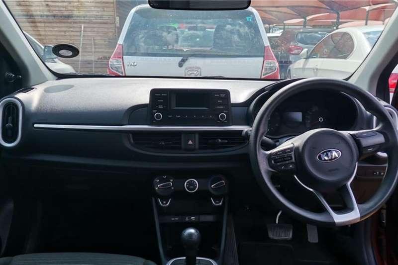 2020 Kia Picanto Picanto 1.0 auto