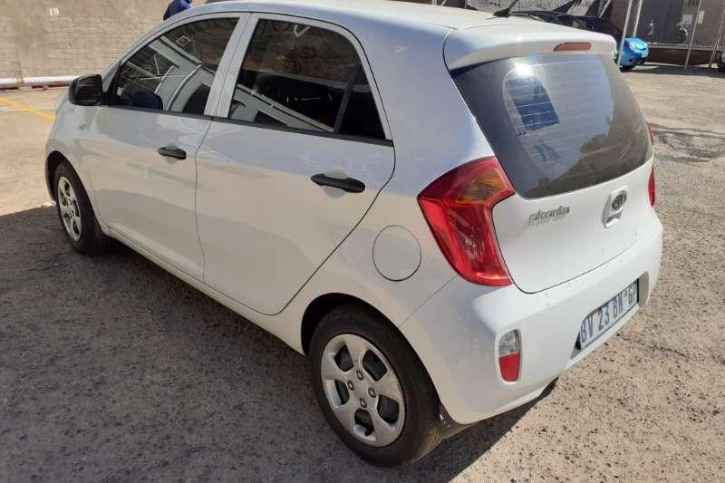 Kia Picanto 1.0 LS 2012