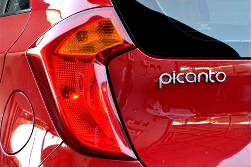 Kia Picanto 1.0 LS 2016