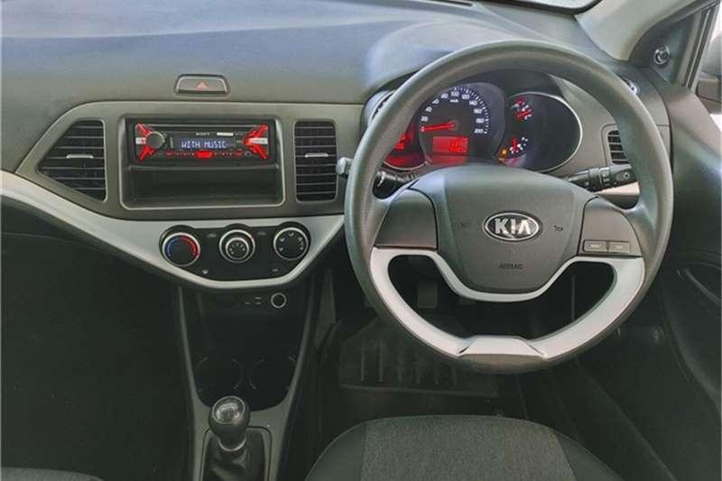 2016 Kia Picanto Picanto 1.0 LS