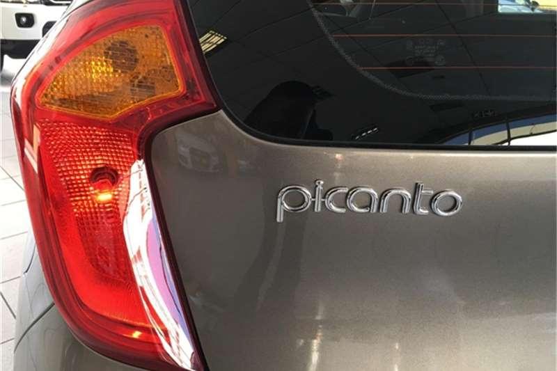 Kia Picanto 1.0 LS 2017