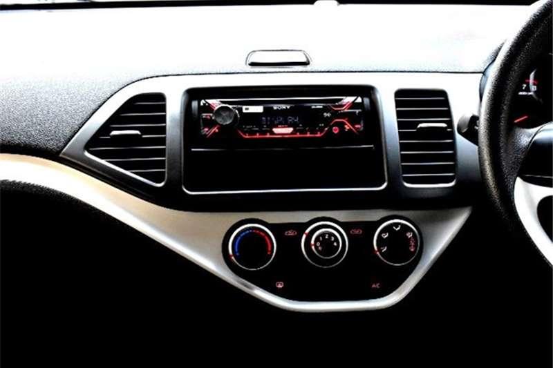 Used 2017 Kia Picanto 1.0 LS