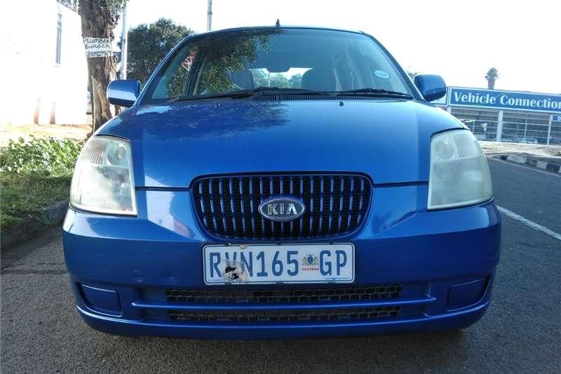 Kia Picanto 1.0 LX 2010