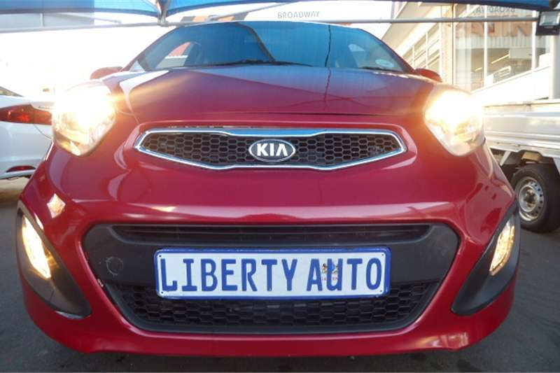 Kia Picanto 1.0 LX 2011