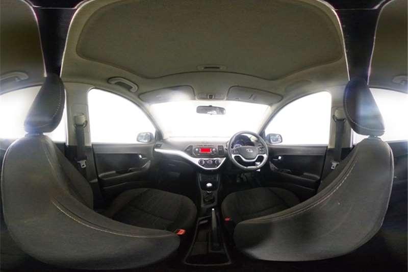 Used 2011 Kia Picanto 1.0 LX