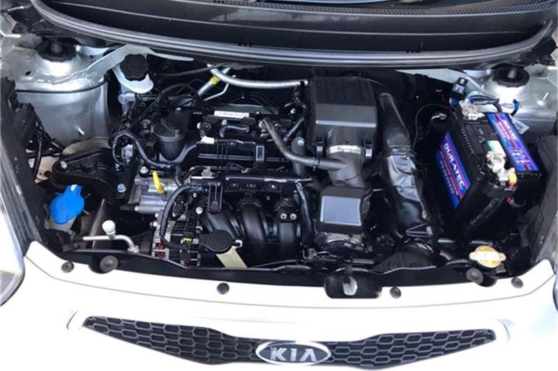 Kia Picanto 1.0 LX 2012