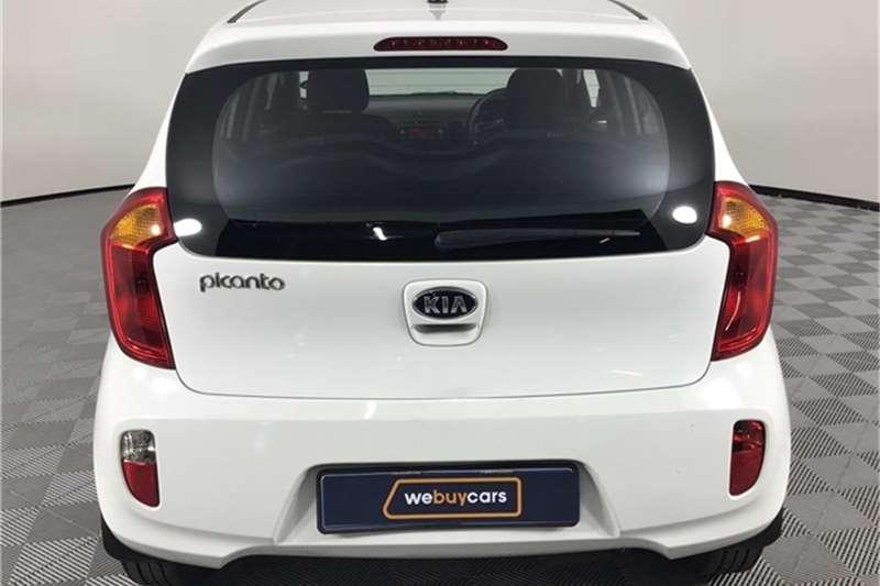Kia Picanto 1.0 LX 2014
